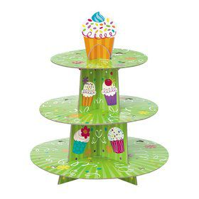Cupcake Party Cupcake Stand (each)