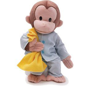 Curious George 16 Pajamas