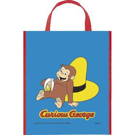 Curious George Party Tote Bag (Each)