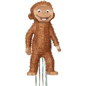 Curious George Pinata (each)