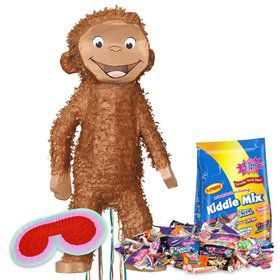 Curious George Pinata Kit