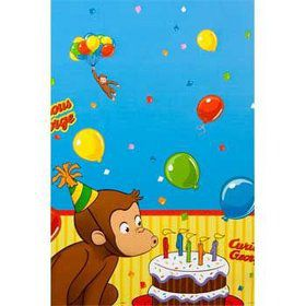 Curious George Table Cover (each)