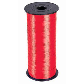 Curling Ribbon 100 Yard - Red