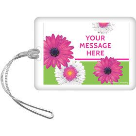 Daisy Power Personalized Luggage Tag (Each)