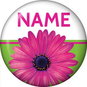 Daisy Power Personalized Mini Magnet (Each)