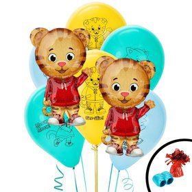 Daniel Tiger Jumbo Balloon Bouquet