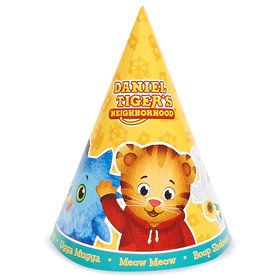 Daniel Tiger's Neighborhood - Cone Hats