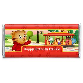 Daniel Tiger's Neighborhood Personalized Candy Bar Wrapper (Each)