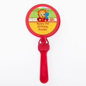 Daniel Tiger's Neighborhood Personalized Clappers (Set of 12)