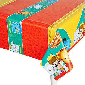 Daniel Tiger's Neighborhood Plastic Table cover