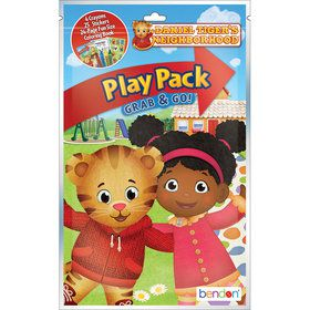 Daniel Tiger's Neighborhood Play Pack (Each)