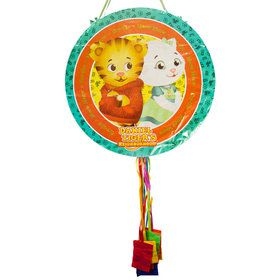 Daniel Tiger's Neighborhood Pull String Pinata