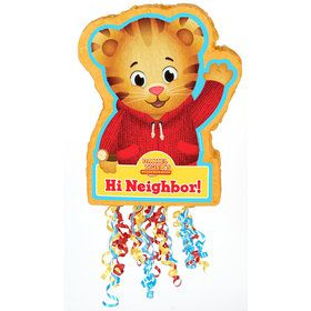 Daniel Tiger's Neighborhood Pull-String Pinata