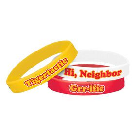 Daniel Tiger's Neighborhood Wristbands (6)