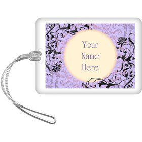 Dawn Personalized Bag Tag (each)