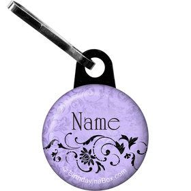Dawn Personalized Zipper Pull (each)