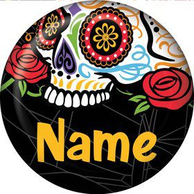 Day of the Dead Personalized Mini Magnet (Each)