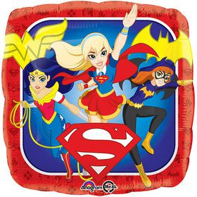 "DC Super Hero Girls 18"" Balloon (Each)"