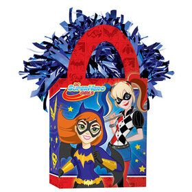 DC Super Hero Girls Balloon Weight (Each)