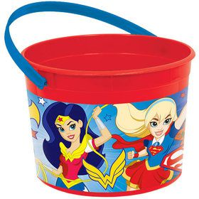 DC Super Hero Girls Favor Container (Each)