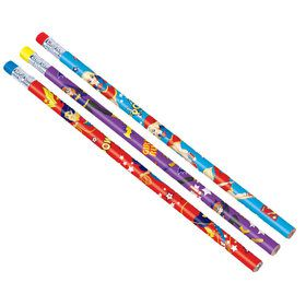DC Super Hero Girls Pencils (12 Count)