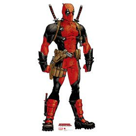 Deadpool Cardboard Standup (Marvel)