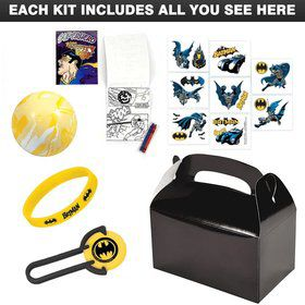 Deluxe Batman Favor Kit (for 1 Guest)
