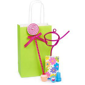 Deluxe Cupcake Party Favor Kit