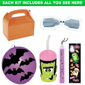 Deluxe Halloween Favor Kit