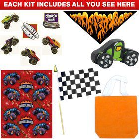Deluxe Monster Truck Favor Kit (for 1 Guest)