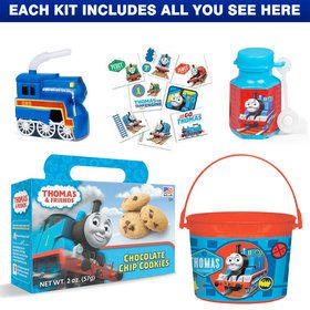 Deluxe Thomas Favor Kit (for 1 Guest)
