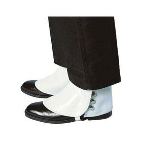 Deluxe Vinyl Spats Adult/shoes