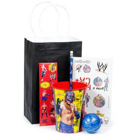Deluxe WWE Favor Kit (For 1 Guest)