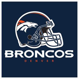 Denver Broncos Luncheon Napkins (16 Count)