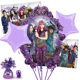Descendants 2 Balloon Bouquet Kit
