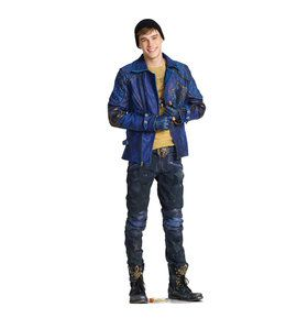 Descendants 2 Ben Cardboard Standee