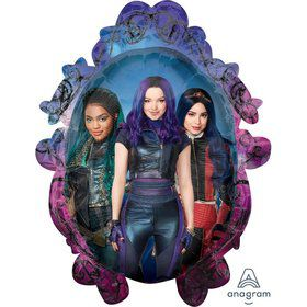 Descendants 3 Jumbo 31 Shaped Foil Balloon