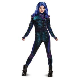 Descendants 3: Mal Deluxe Child Costume