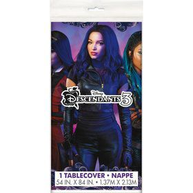 Descendants 3 Plastic Tablecover