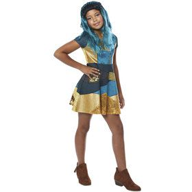 Descendants Child Uma Dress Costume