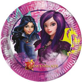 Descendants Lunch Plate (8 Count)
