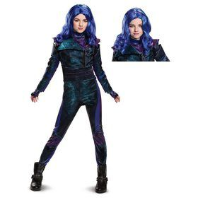 Descendants Mal Kids Deluxe Costume Kit