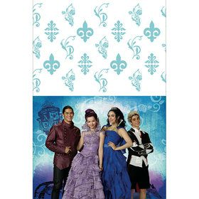 Descendants Plastic Tablecover