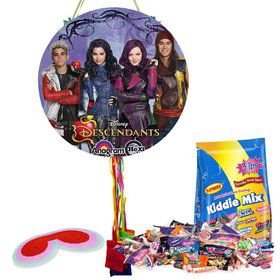 Descendants Pull String Economy Pinata Kit