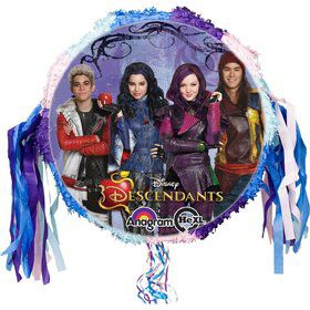Descendants Pull String Pinata