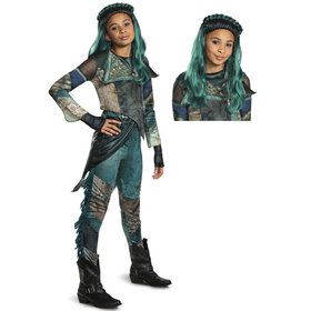 Descendants Uma Kids Deluxe Costume Kit