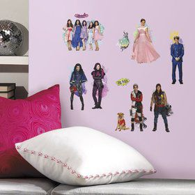 Descendants Wall Decals (24 Pieces)