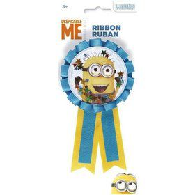 Despicable Me Award Ribbon (Each)
