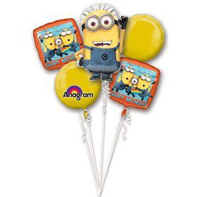 Despicable Me Balloon Bouquet