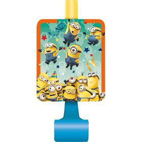 Despicable Me Blowouts (8 Count)
